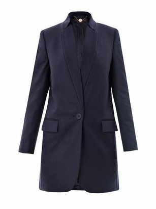 Stella McCartney Bryce cashmere-wool coat