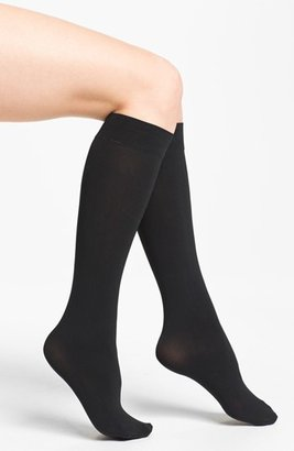 DKNY Opaque Microfiber Knee Highs (2 for $15)