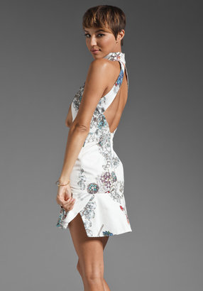 Camilla And Marc Poetic Open Back Dress