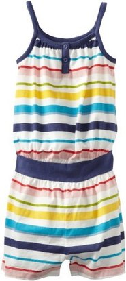 Tea Collection Girls 7-16 Hout Bay Henley Romper