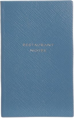 Smythson Panama Restaurant Notebook