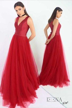Ieena for Mac Duggal - Sleeveless Gown Style 48564I