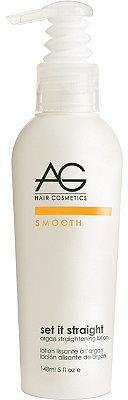 Ulta AG Hair Smooth Set It Straight Argan Lotion