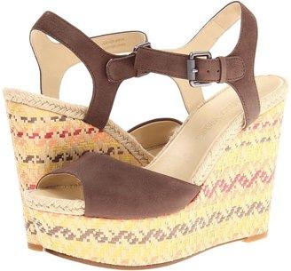 Vera Wang Malina (Chocolate/Pink Multi) - Footwear