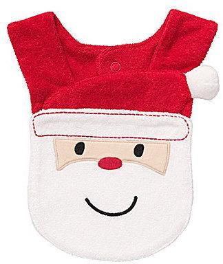 Carter's Carter ́s Holiday Santa Novelty Bib