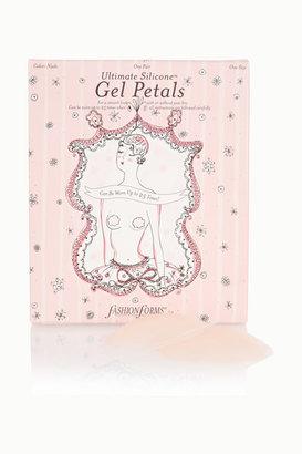 Fashion Forms Silicone Gel Petals - Clear