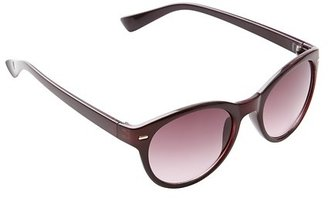 LOFT Small Round Sunglasses