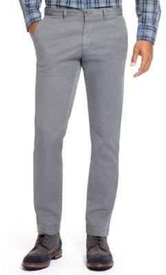 HUGO BOSS Crigan-D Regular Fit, Stretch Cotton Casual Pants