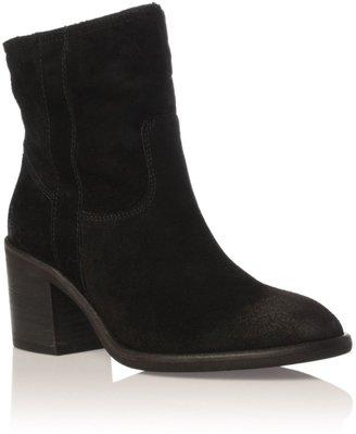 Carvela Spoke zip ankle boots