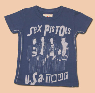 Trunk Ltd. Trunk Sex Pistols USA Tour 78 Tee