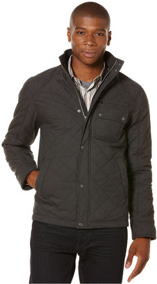 Perry Ellis Jacket, Quilted Bomber