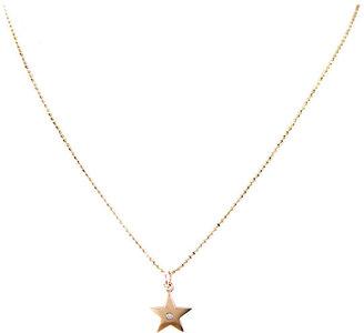 Chicco Zoe Star Diamond Necklace
