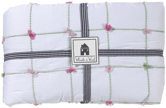 Whistle & Wink Tufted Nursery Quilt