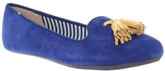 Charles Philip tassel slipper
