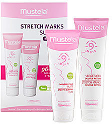 Mustela Stretch Marks Survival Belly And Bust Duo