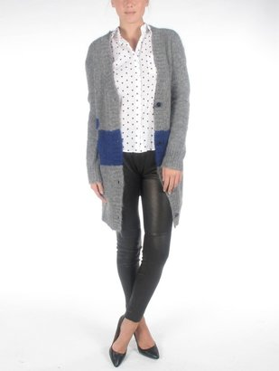 Band Of Outsiders Atari Haunted House Spider Cardigan