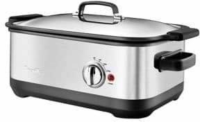 Breville 7.5L Slow Cooker BREBSC560XL