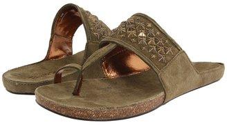 Brigitte Bailey Kendel (Olive Nubuck) - Footwear