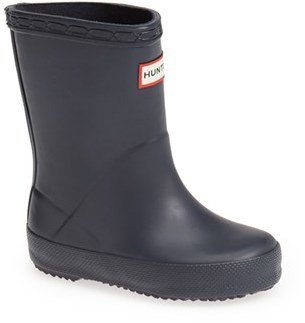 Hunter 'First Classic' Rain Boot $55 thestylecure.com