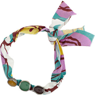Marni Cotton bracelet