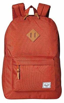 Herschel Heritage (Black) Backpack Bags