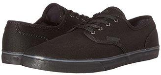 Emerica Wino Cruiser (Black/Black) Men's Skate Shoes