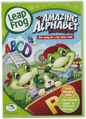Leapfrog The Amazing Alphabet Amusement Park