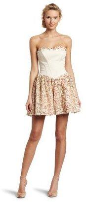 Betsey Johnson Women's Full Skirt Dress