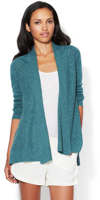 Eileen Fisher Straight Front Cardigan