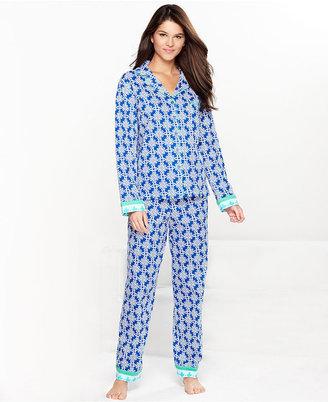 Charter Club Pajamas, Knit Top and Pajama Pants Set