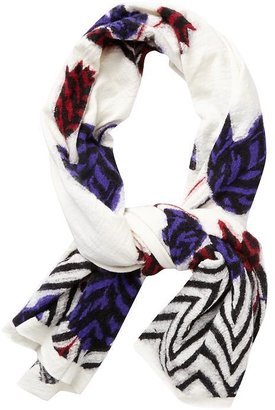 Marc by Marc Jacobs Intarsia Scarf