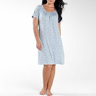 JCPenney American Living® Short-Sleeve Nightgown - Plus