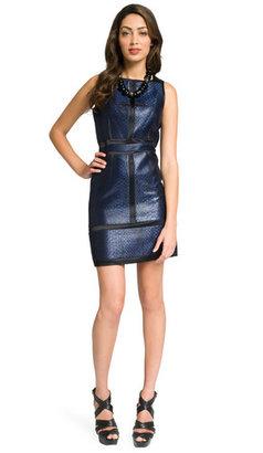 Proenza Schouler Sleek color block sheath