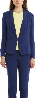 Rag and Bone Rag & Bone Sliver Tuxedo Jacket Blue