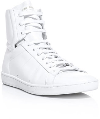 Saint Laurent SL/01H high-top trainers