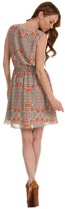 Rachel Roy Cinched Dress