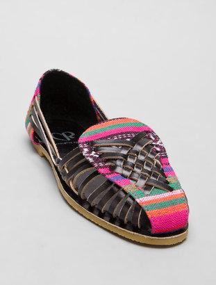 Charlotte Ronson Harlow Leather Huarauche