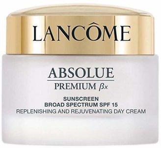 Lancôme Absolue Premium ßx Absolute Replenishing Day Cream SPF 15 1.7 oz.