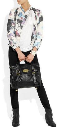 Mulberry The Oversized Alexa leather satchel