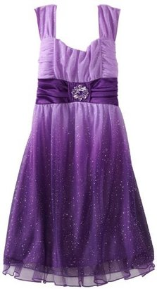 My Michelle Girls 7-16 Glitter Dress