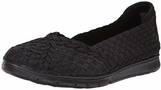 BOBS from Skechers Women's Pureflex Fashion Slip-On Flat $28.94 thestylecure.com