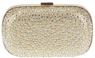 Giuseppe Zanotti Design Embellished box clutch