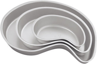 JCPenney Wilton Brands Wilton Performance Paisley 3-pc. Cake Pan Set