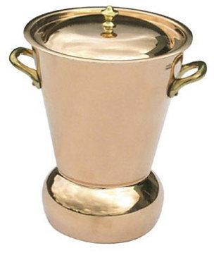 Mauviel 6.25-in. Cupretam Pour La Table Potato Steamer, Copper