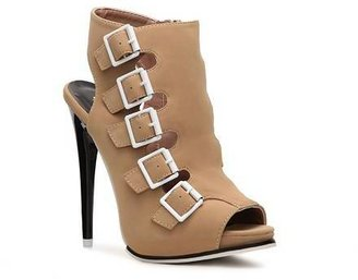 Qupid Holly-01 Bootie