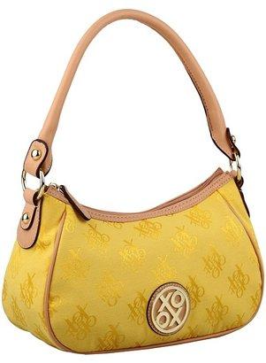 XOXO New Horizon Top Zip (Yellow) - Bags and Luggage