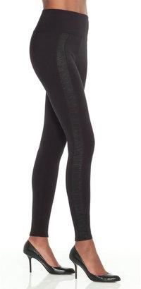 Spanx Ready-to-Wow!TM Snakeskin Stripe Leggings