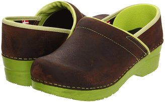 Sanita Professional Zita (Lime) - Footwear