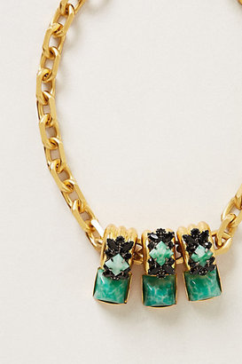 Anthropologie Drei Mal Necklace