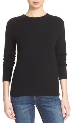 Women's Equipment 'Sloane' Crewneck Cashmere Sweater $268 thestylecure.com